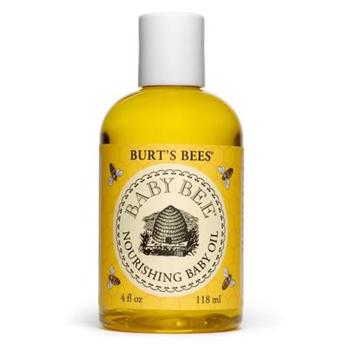Image of Burt's Bees Baby Bee Nourishing Baby Oil (118 ml)