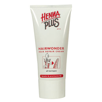 Hair Repair Cream Hairwonder Henna Plus 150 Ml.