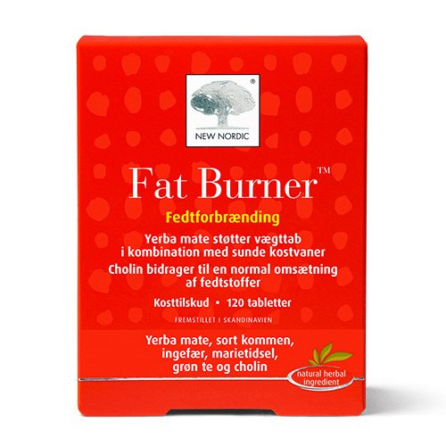 New Nordic Fat Burner (120 tab)