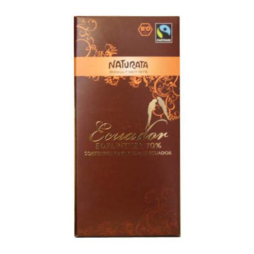 Naturata chokolade fra Helsebixen