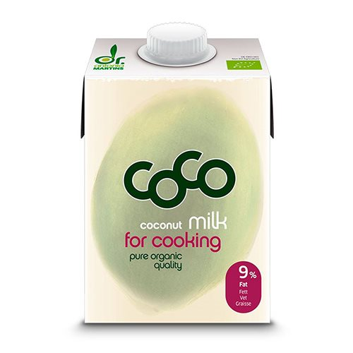 Image of Dr. Martins Coco milk for cooking