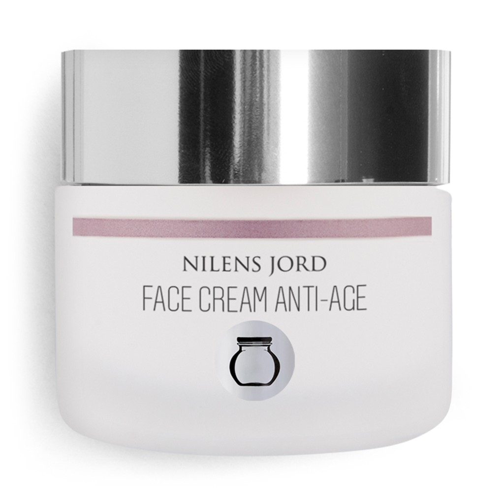 Nilens Jord Anti Age Face Cream Krukke (50 ml)c thumbnail