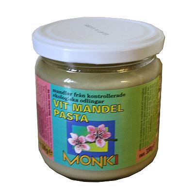 Monki mandelsmør fra Helsebixen