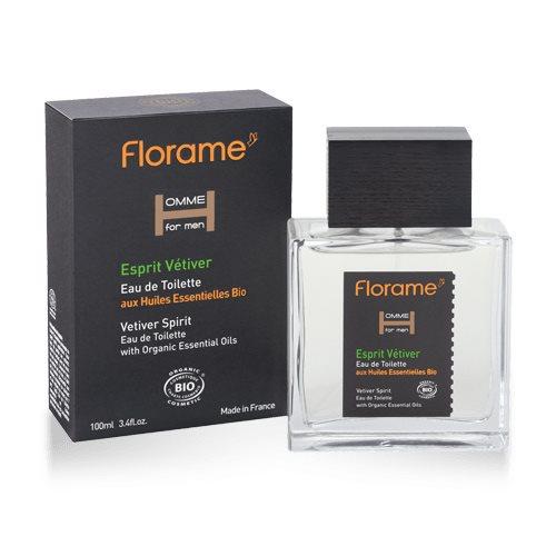 Image of Florame Vetiver Spirit For men EdT (100 ml)