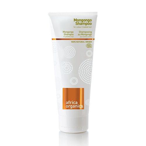 Image of Africa Organics Shampoo Mongongo til farvet hår (210 ml)