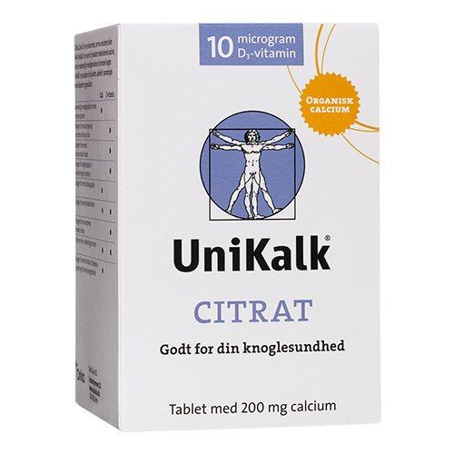 Image of Unikalk Citrat (130 tab)