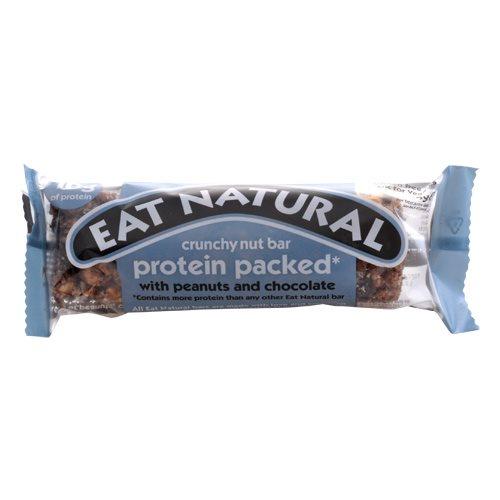 Image of Eat Natural Proteinbar Peanuts & chokolade