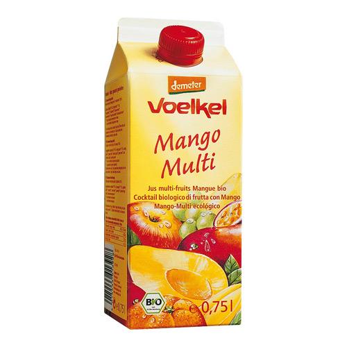 Image of Mango Multisaft Elo Demeter Ø Voelkel (750 ml)