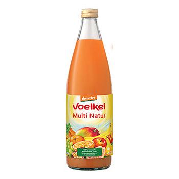 Image of Voelkel Multinatursaft Demeter Ø (750 ml)