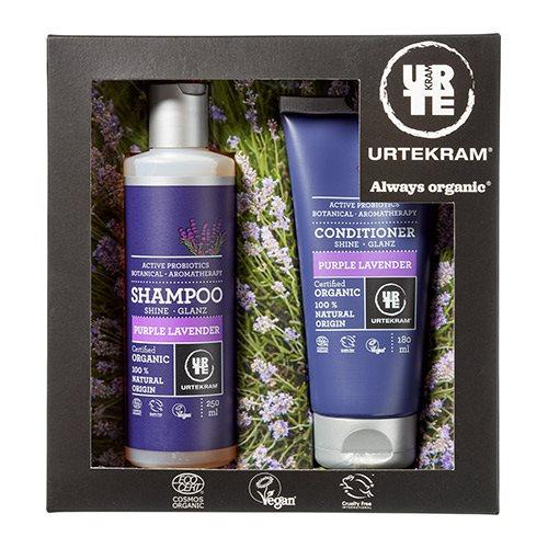 Gaveæske Purple Lavender Shampoo/Balsam