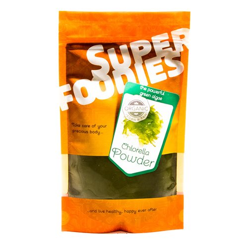 Image of Super Foodies Chlorella pulver Ø (70 g)