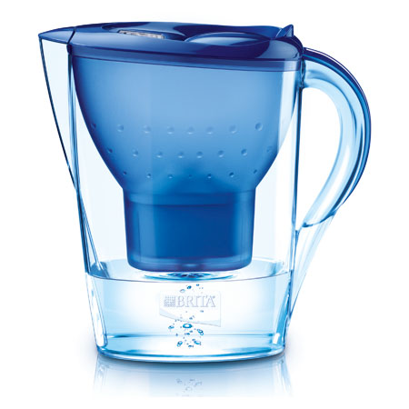 Image of Brita kande 2,4 L marella cool blue + (1 stk)