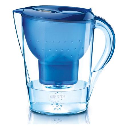 Image of Brita kande 3,5 L marella XL blue + (1 stk)