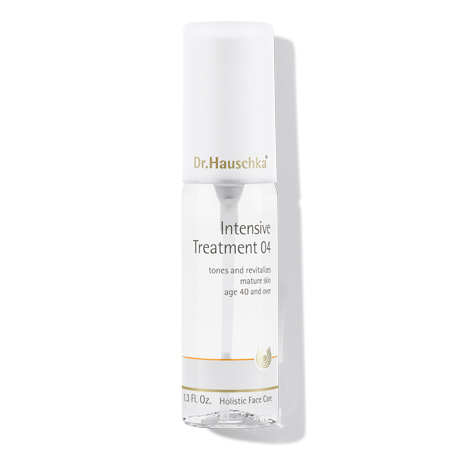 Tilbud på Dr. Hauschka Intensivkur 04 Moden Hud (40 ml)