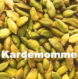 Natur Drogeriet Kardemomme Hele Grøn (1000 gr)