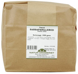 Natur Drogeriet Sarsaparillerod (1000 gr)