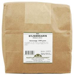 Natur Drogeriet Stjerneanis Hele (1000 gr)