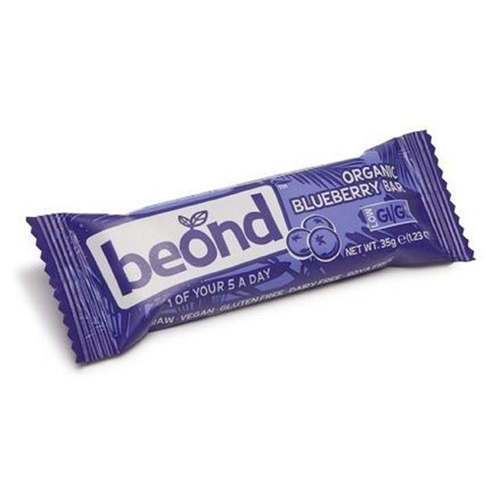 Image of Beond Organic Blueberry Bar Ø (35 gr)