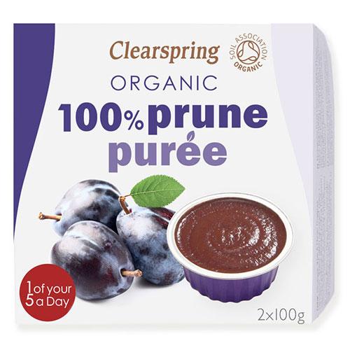 Image of Clearspring Organic Blommepuré Ø (2 x 100 g)