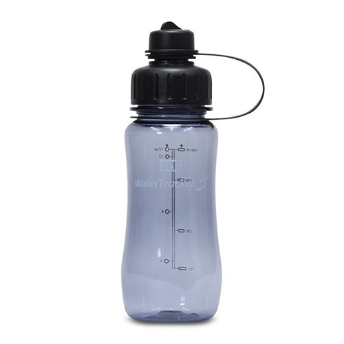 Image of WaterTracker Black 0,5 L