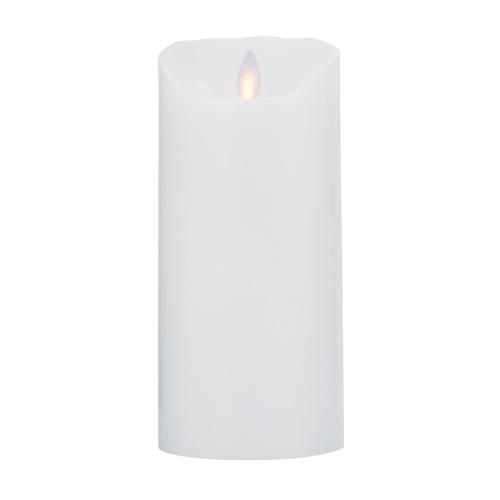 Image of Sompex LED 100 % Stearinlys (8 x 18 cm)