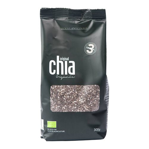 Image of Original Chia® Økologiske Chia Frø (300 gr)