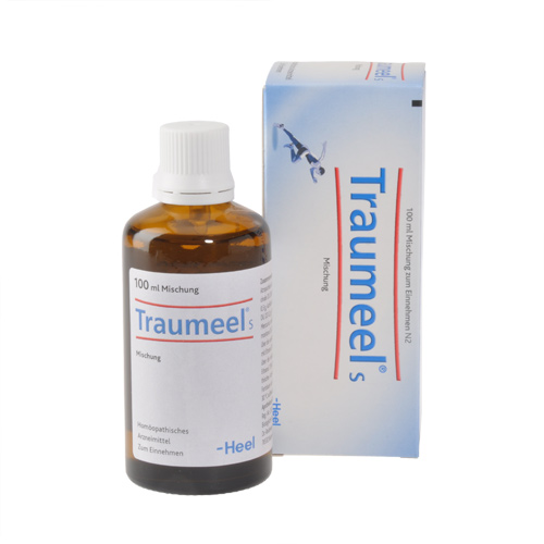 Image of Traumeel Dråber (100 ml)