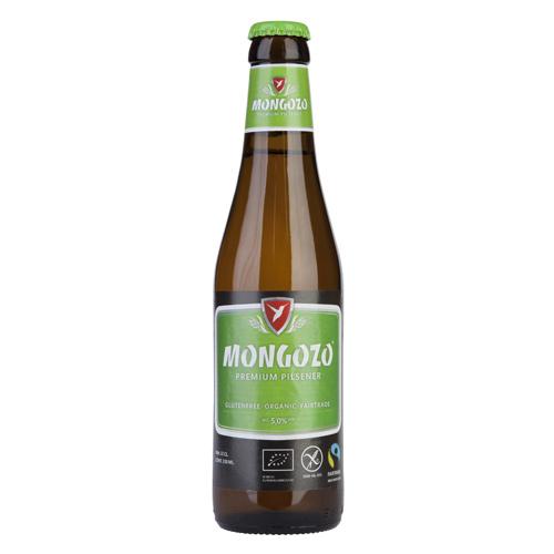 Image of Mongozo Øl Glutenfri (330 ml)