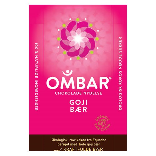 Image of Bar Goji Bær Ombar Ø (35 gr)