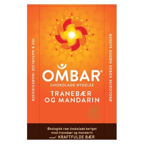 Image of Bar Tranebær og Mandarin Ombar Ø (35 gr)