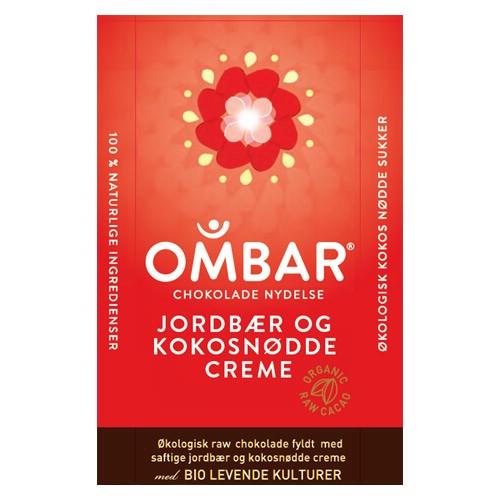 Image of Bar Jordbær og Creme Ombar Ø (35 gr)