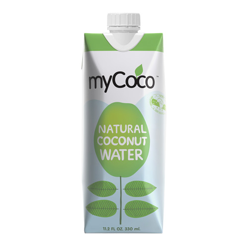 Image of MyCoco Coconutwater (330 ml)
