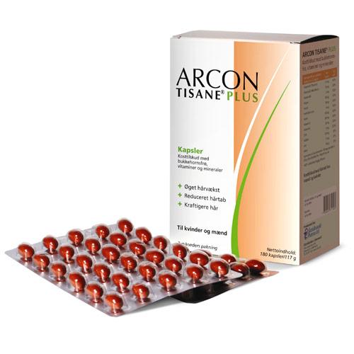Image of Arcon Tisane Plus (180 Kapsler)