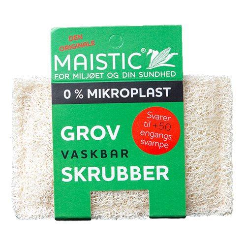 Billede af Maistic Grov Skrubber -  Fri For Mikroplast