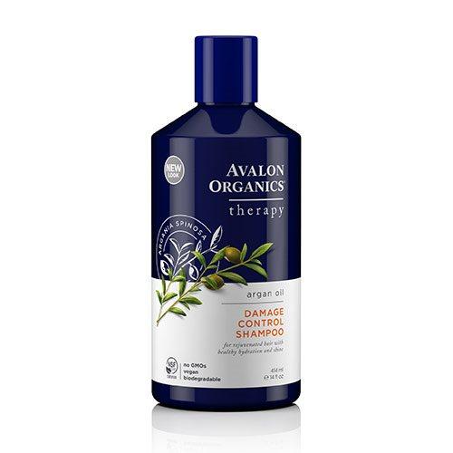 Image of Avalon Organics Shampoo Argan Oil Damage Control Therapy (414 ml)