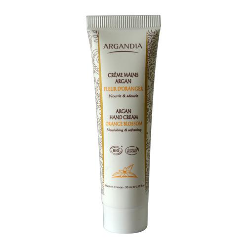 Argandia Hands Beauty Cream, Orange Blossom - 30 ml.