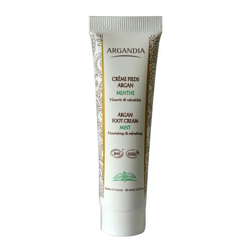 Image of Argandia Foot Cream Mint (30 ml)