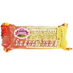 Image of Jannis Sesam Snackbar (30 gr)
