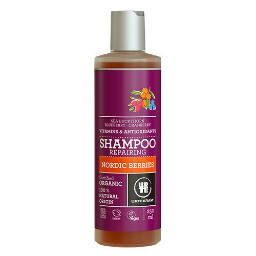 Image of Urtekram Nordic Berries Shampoo (250 ml)