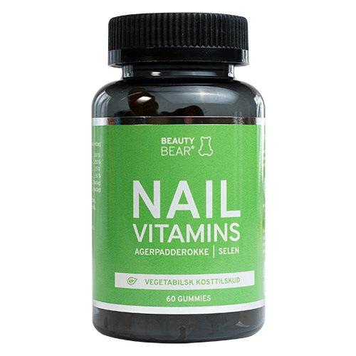 Image of Beauty Bear NAIL Vitamins (60 stk)