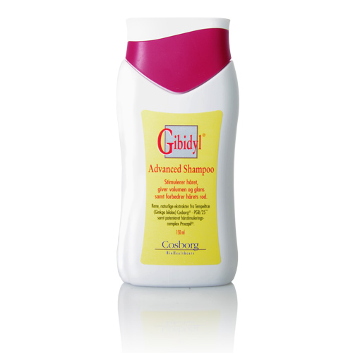 Image of Gibidyl Shampoo Advanced (150 ml)