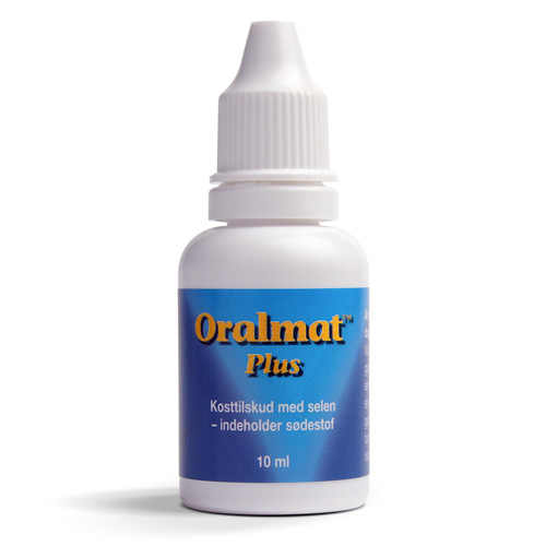 Oralmat Plus m. Selen (10 ml)