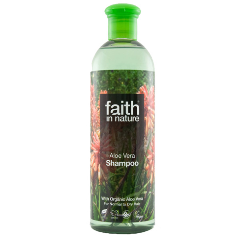 Image of Faith in Nature Aloe Vera Shampoo (250 ml)