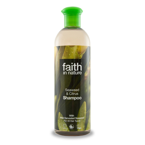 Image of Faith in Nature Alge Ekstrakt Shampoo (250 ml)