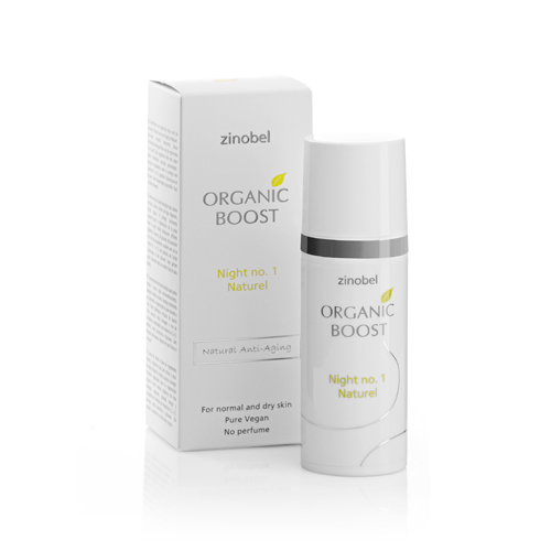 Image of Organic Boost Night No. 1 Naturel Natcreme (50 ml)