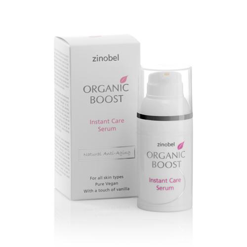Image of Organic Boost Instant Care Serum (30 ml)
