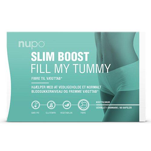 Nupo Slim Boost Fill My Tummy (60 kap)