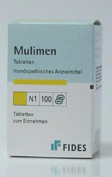 Mulimen til kvinder (100 tabletter)
