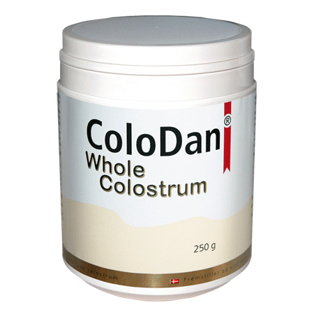Image of Colostrum Pulver, Colodan Whole (250 gr)