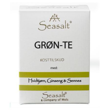 Image of Seasalt® Grøn Te - 7 breve